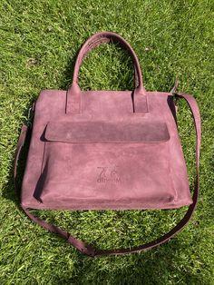 Handmade Leather Hobo Bags, Leather Handbags, Brown Leather, Crossbody Bag, Zipper, Handmade, Leather Totes, Hand Made, Zippers