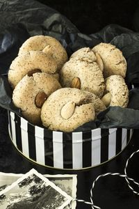Mandelplätzchen Christmas Baking, Christmas Time, Merry Christmas, Muffin, Yummy Food, Sweets, Cookies, Breakfast, Desserts