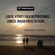 Ludzie, którzy chcą się porozumieć... #Grochola-Katarzyna,  #Człowiek, #Droga-i-wędrówka