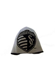 e527da4227f Sporting KC Mens Adidas Cuffless Knit Hat in Light Blue. Donna Ryan · caps