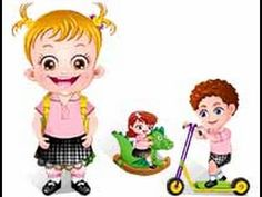 Bebê Hazel na Pré Escola - http://jogosdabebehazel.com.br/jogos/bebe-hazel-na-pre-escola/ #BebêHazel, #Jogos, #PréEscola Jogos de Escola