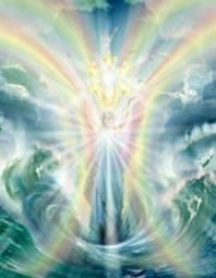 ☼Angel standing in the light!!!