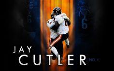 Jay Cutler Chicago Bears NFL Player Wallpaper