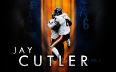 Jay Cutler Chicago Bears NFL Player Wallpaper | Download High ...