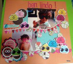 Kiss Spring SD Brazil, Lindo Ben, meu sobrinho neto.