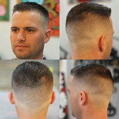 slick The 13 Original Styles of Military Haircut Regulations for Special Force Medium Hair Cuts, Short Hair Cuts, Short Hair Styles, Popular Haircuts, Haircuts For Men, Hairstyles Haircuts, Trendy Hairstyles, Mens Hairstyles Fade, Short Fade Haircut