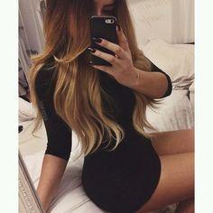 ♡ #hair #beauty