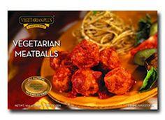 Vegetarian Plus #Vegan Meatballs