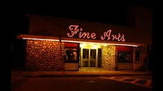 Help keep the Fine Arts Theatre Alive! Great local theater!!!! Donate if you can :)