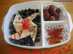 JDaniel4's Mom: A 4th of July Snack and 4th of July Muffin Tin Meals of the Past