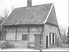Bakhuis op landgoed Het Lintum in het Woold, Winterswijk