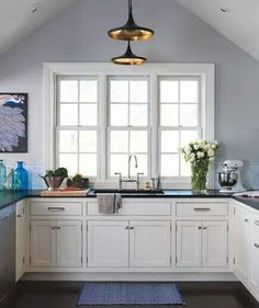 Cabinet Artistry: The 12-Year Kitchen - Bob's Blogs | Kitchen ...