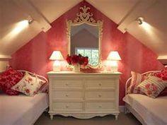 pretty girlie room