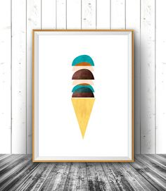 Minimalist poster, Scandinavian modern, Geometric art, geometric print, wall art,printable art, Digital Print, Scandinavian Print  This listing is for