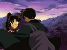 The perfect Sango Miroku Love Animated GIF for your conversation. Discover and Share the best GIFs on Tenor. Sango Y Miroku, Kagome And Inuyasha, Kagome Higurashi, Kirara, Narusaku, Bow Wow, Cute Anime Couples, Shoujo, Me Me Me Anime