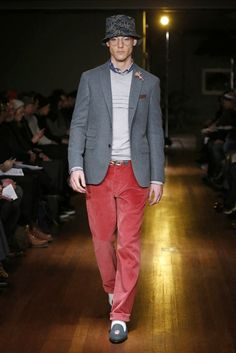 Michael Bastian Fall/Winter 2014 - New York Fashion Week