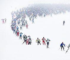 Switzerland cross country skiing