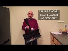 LEAF BLOWER ATTACHMENT - AIR JET SHOVEL Winter Ideas, Leaf Blower, Shovel, Decks, Jet, How To Remove, Snow, Holiday, Recipes