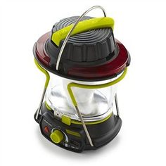 The Goal Zero Lighthouse 250 is versatile device that can be used in either lantern mode or alert mode.