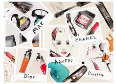 I love make-up! My favorite brands: Natura Bisse, Bobbi Brown, Shiseido, YSL, Tom Ford, Guerlain, Laura Mercier, Sisley, Carita (only buy in Europe), Nars to name just a few.  I'm a true make-up junkie :)