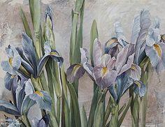 Linda Thompson, 'Harmony', 14'' x 18'' | Galerie d'art - Au P'tit Bonheur - Art Gallery