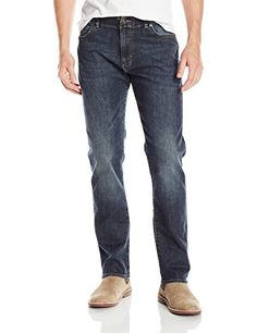 Lee Men's Modern Series Extreme Motion Straight Fit Jean,...