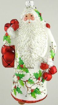 Patricia Breen, Sweet Silver Bells, Holly 2013