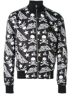 PHILIPP PLEIN 'Coachella' Bomber Jacket. #philippplein #cloth #jacket