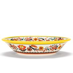 Italian-Inspired Serving Bowl
