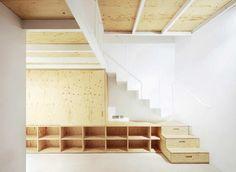 Housing in the Born Refurbishment / ARQUITECTURA-G