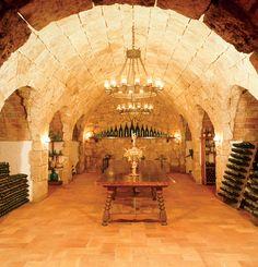 The Cavas Agustí Torelló Mata, a family-run cava winery, in Barcelona, Spain.
