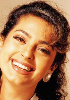 Juhi Chawla - the Smile Queen.