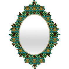 Lisa Argyropoulos Urban Pulse Baroque Mirror