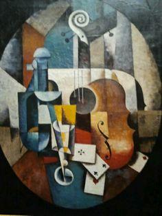 Braque- cubism