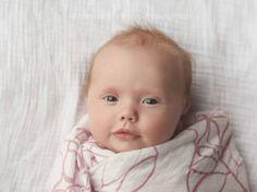 I love this shot! Salt Lake City Utah baby photographer Carrie Owens photographs a new little girl