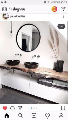 37 New Ideas For Bedroom Inspo Ikea Mirror Master Bedroom Bathroom, Modern Bathroom, Small Bathroom, Mirror Bedroom, Master Bedrooms, Bathroom Ideas, Bad Inspiration, Bathroom Inspiration, Ikea Mirror