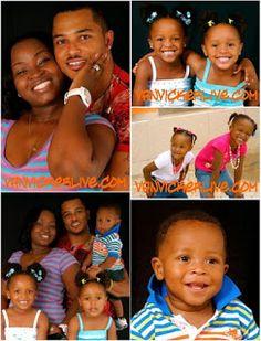 Austine Media Blog: Meet Van Vicker And His Family