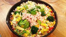 Stekt ris, http://www.tv2.no/gmn/wenche/oppskrifter/stekt-ris-2334838.html
