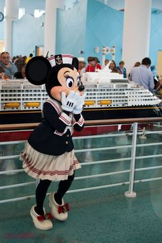 Arriving at Port Canaveral for Your Disney Cruise by Car