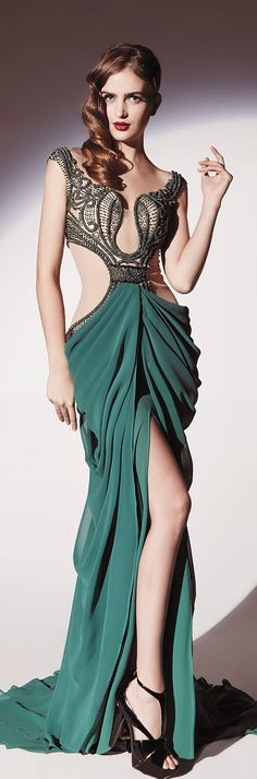 Dany Tabet Couture S/S 2014 lbv