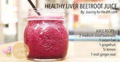 Drink This Nutritious Liver Support At Least Once A Week For Maintaining A Healthy Liver