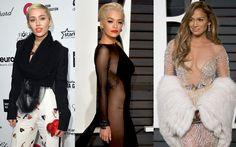 Jessica Chastain, Rita Ora, Gigi Hadid & Co - 10 Kleider von den Oscar-Partys, über die wir heute noch reden: http://on.elle.de/1AFXjWe
