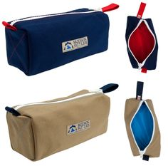 Head's Up: New Dopp Kits from Hudson Sutler | Red Clay Soul