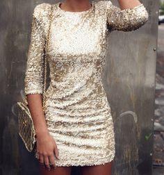 sparkle dress love