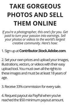 Take Gorgeous Photos And Sell Them Online - Wisdom Lives Here Work From Home Tips, Work From Home Opportunities, Money Saving Tips, Money Tips, Way To Make Money, Make Money From Home, Business Tips, Business Products, Online Work