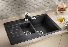 BLANCO Legra 6 S Compact O Pop, Kitchen Mixer Taps, Corner Sink, Sink Accessories, Kitchen Stories, Kitchen Lighting, Space Saving, Home Kitchens, Compact