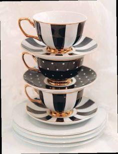 Cristina Re Tea Cup & Saucer