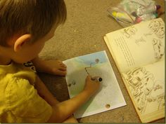 Map activity to go with Make Way for Ducklings. From 16 Spring Books and Free Resources at Bed Rested Teacher. Map Activities, Learning Activities, Kindergarten Writing, Literacy, Reading Themes, Reading Books, Robert Mccloskey, Make Way For Ducklings, Kinesthetic Learning