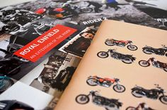Royal Enfield Motorcycles on Behance