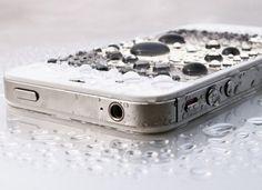 waterproof smart phone coating?